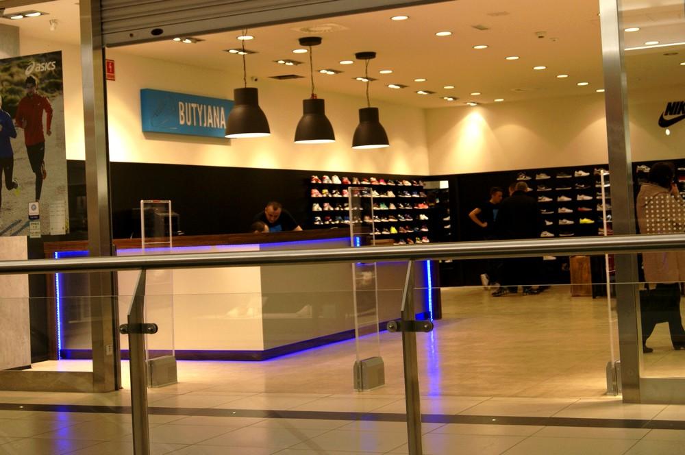 Obuwie sportowe Butyjana.pl Nike, Adidas, Reebok, New Balance
