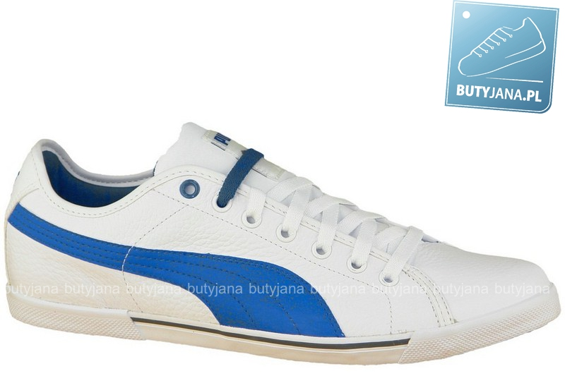 trampki puma benecio leather 351038-24