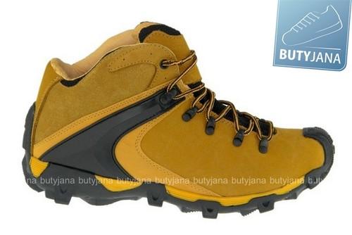 mcarthur buty trekkingowe żółte