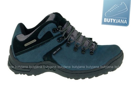 mcarthur buty trekkingowe  granatowe
