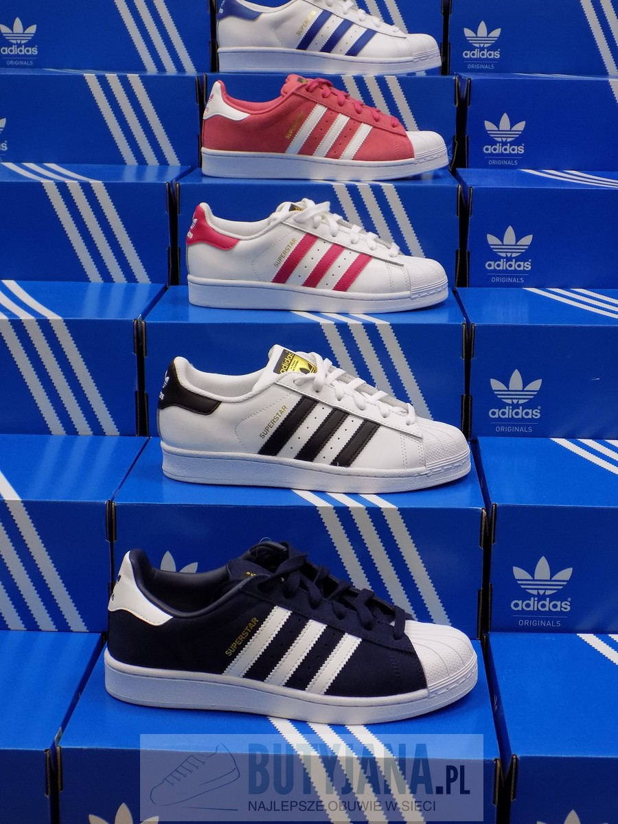 Adidas Superstar damskie