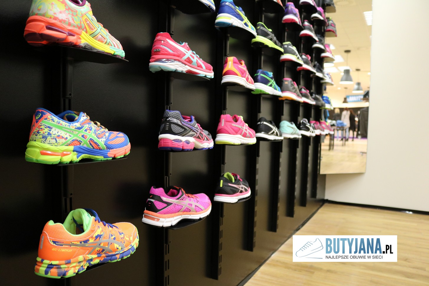 Asics - damskie buty biegowe Rzeszów
