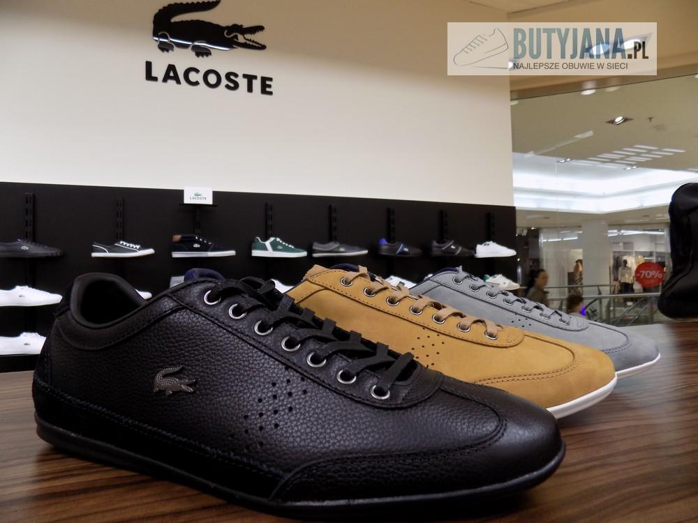buty Lacoste