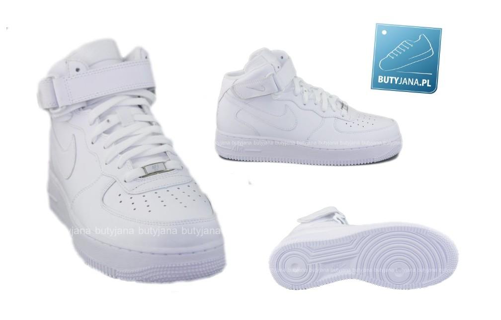 save off fd767 06506 Buty Nike Air Force 1 – prawdziwa siła powietrza !!!