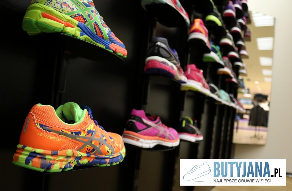 buty do biegania Asics - sklep Rzeszów