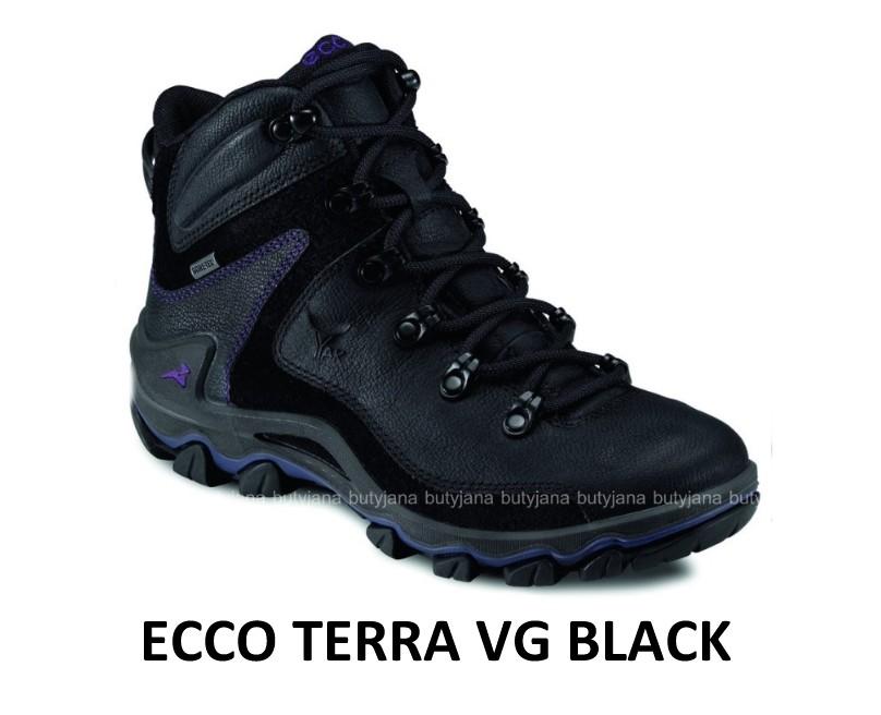 ecco buty trekkingowe