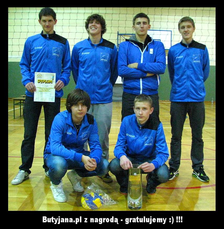 siatkówka Butyjana.pl 2