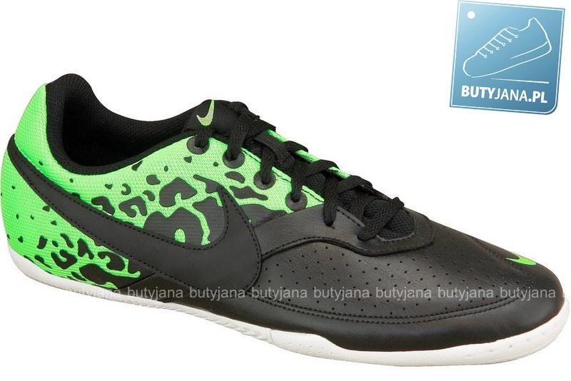 halówki nike 5 elastico czarno zielone 2