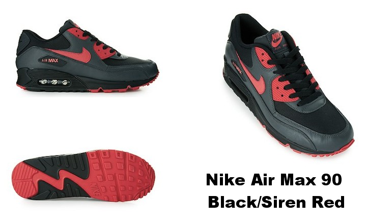 Nike-Air-Max-90-Black-Siren-Red