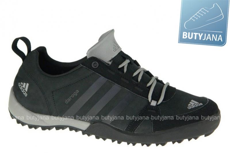 czarne buty sportowe adidas daroga trail
