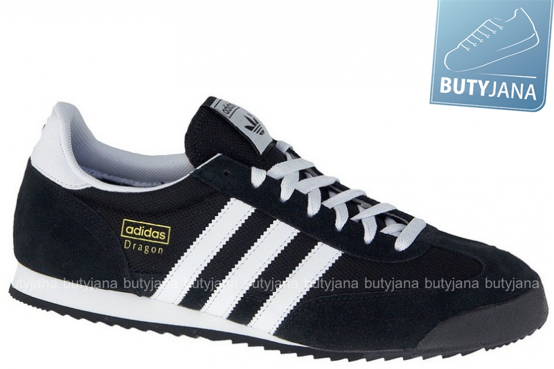 buty sportowe retro sneakers adidas dragon