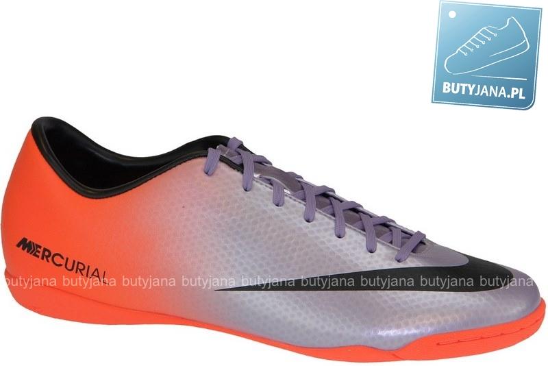 Halówki Nike 5 Elastico w wersji czarno różowej. – Butyjana.pl