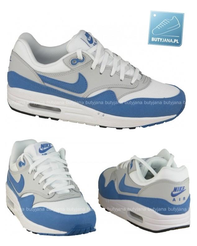 biało niebieskie airmaxy damskie