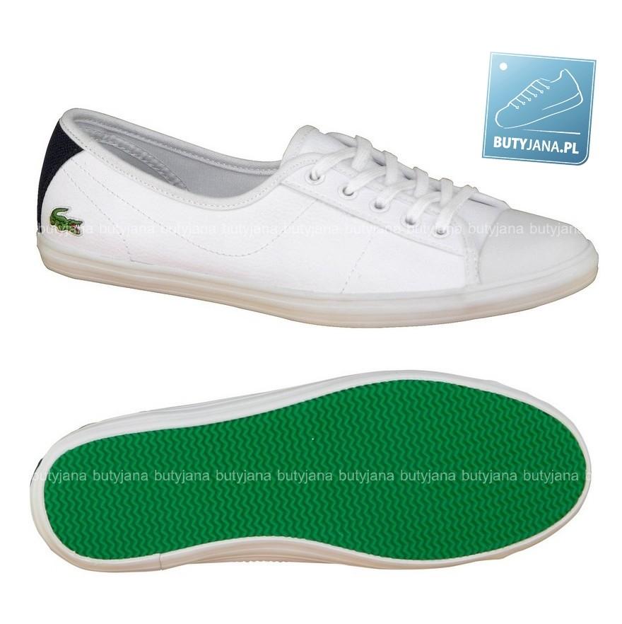 damskie buty lacoste
