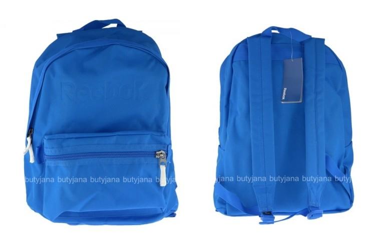 niebieski plecak do szkoły dla chłopca