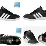 czarne buty sportowe adidas neo