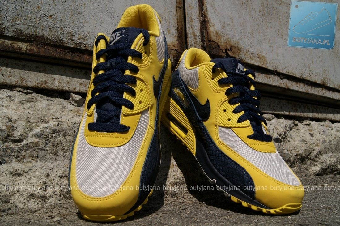 Nike Air Max 90 Vivid Sulphur Obsidian New Images