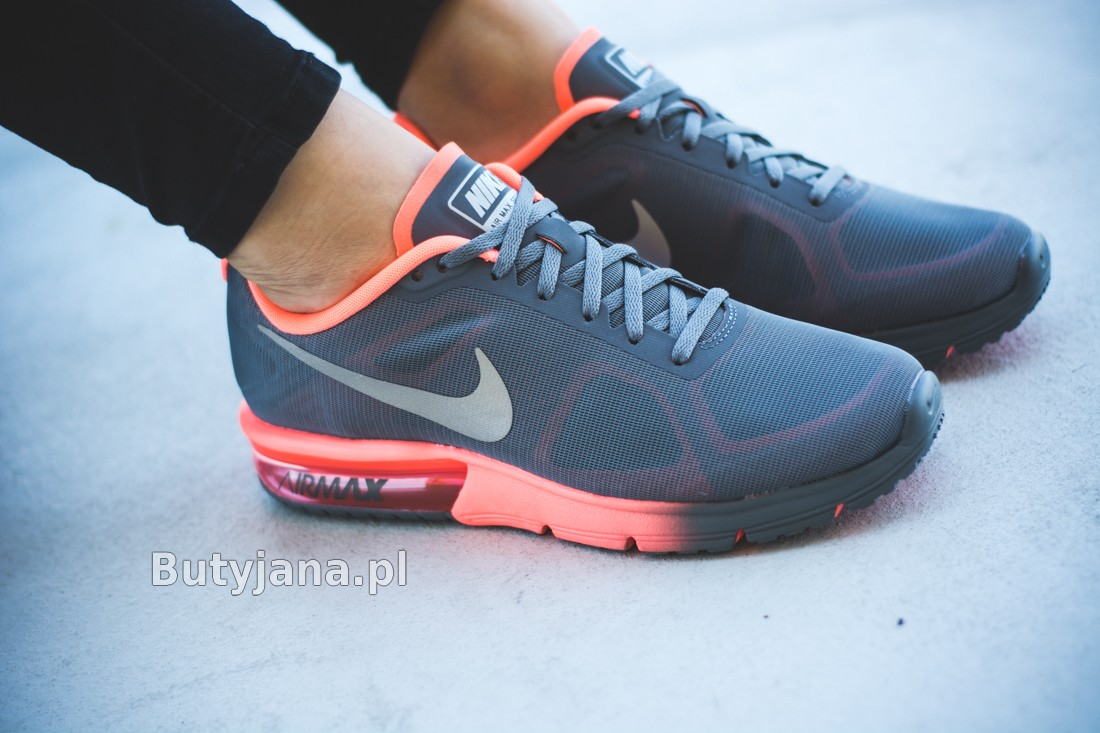 premium selection 01646 a607e damskie-buty-sportowe-wmns-nike-air-max-sequent-