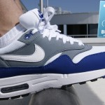 nike air max 1 deep royal blue - buty