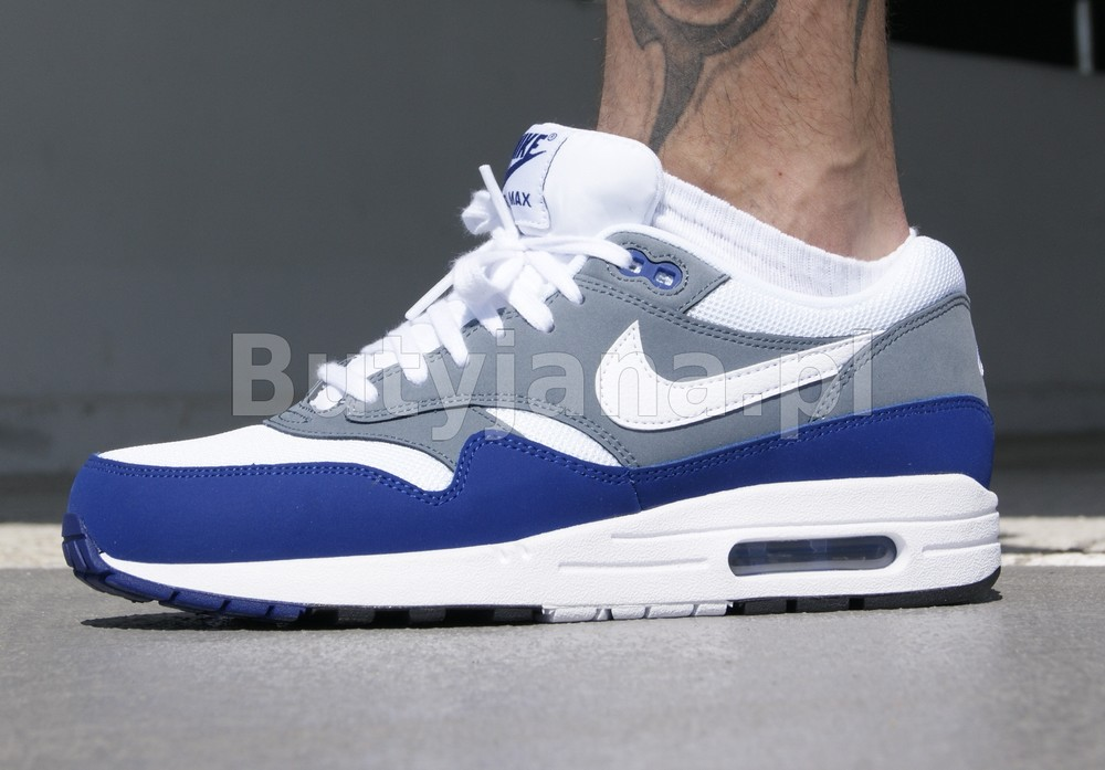 nike air max 1 deep royal blue