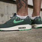 buty air max 1 zielone
