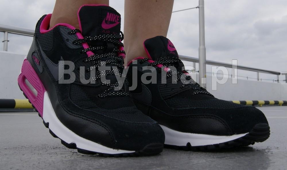 buty air max 90 damskie czarne