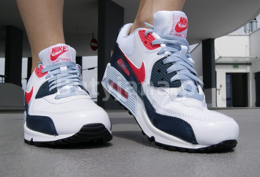 NIKE-AIR-MAX-90-GS damskie