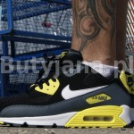 Nike Air Max 90 Sonic yellow 2