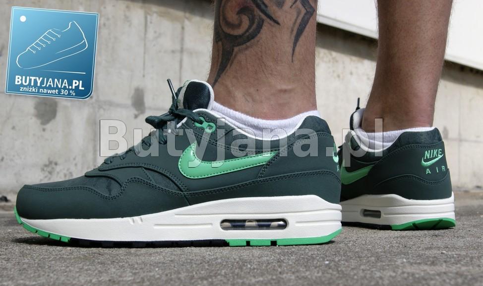 airmaxy ciemno zielone