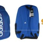 niebieski plecak szkolny