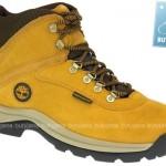 buty timberland zimowe w kolorze beżowym