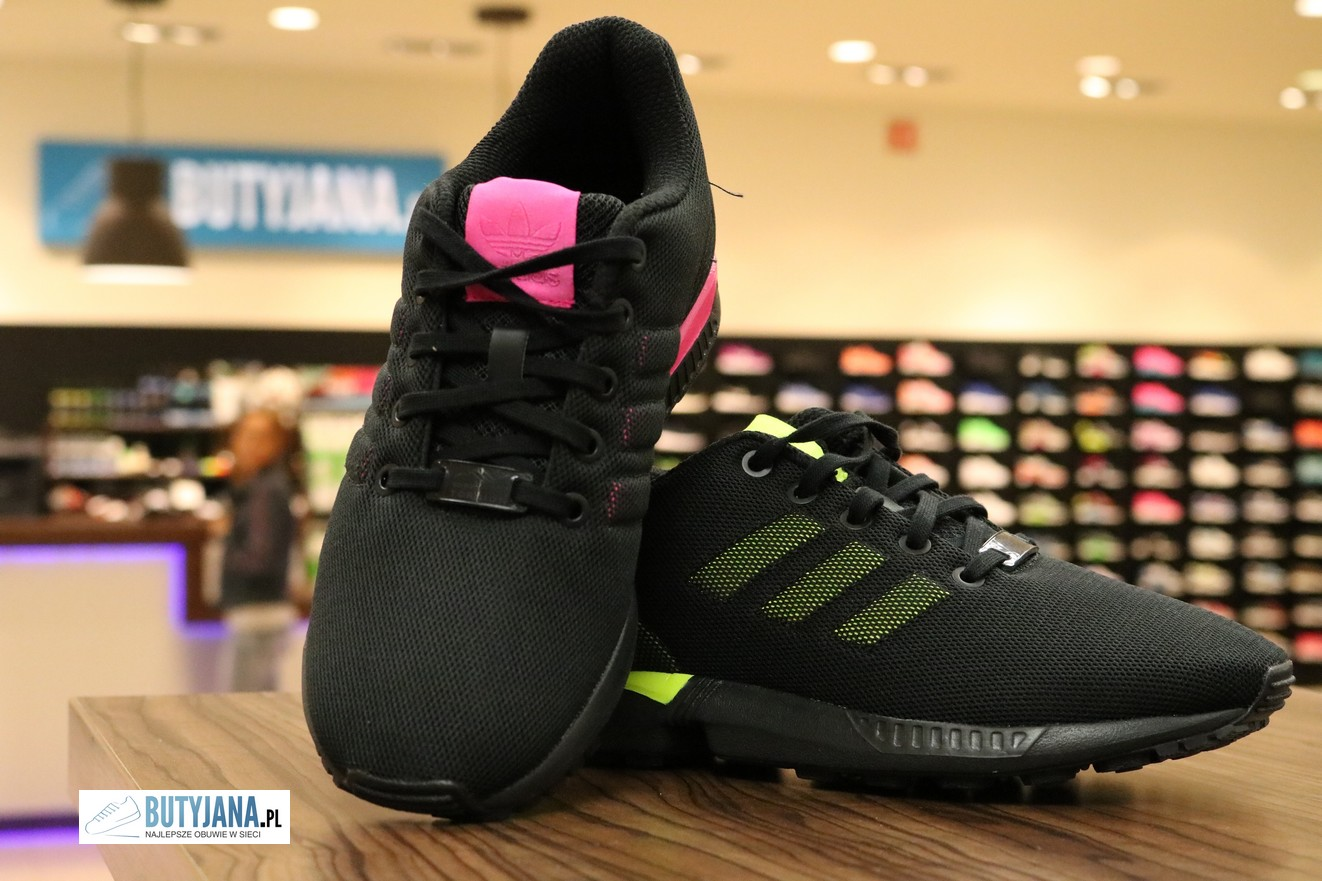 damskie-adidas-flux-sneakers