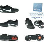 buty NIKE 5 T-3 CT 344938-018 - czarne