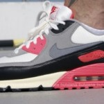 nike air max 90 infrared original gangster collection