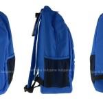 niebieski plecak szkolny firmy adidas