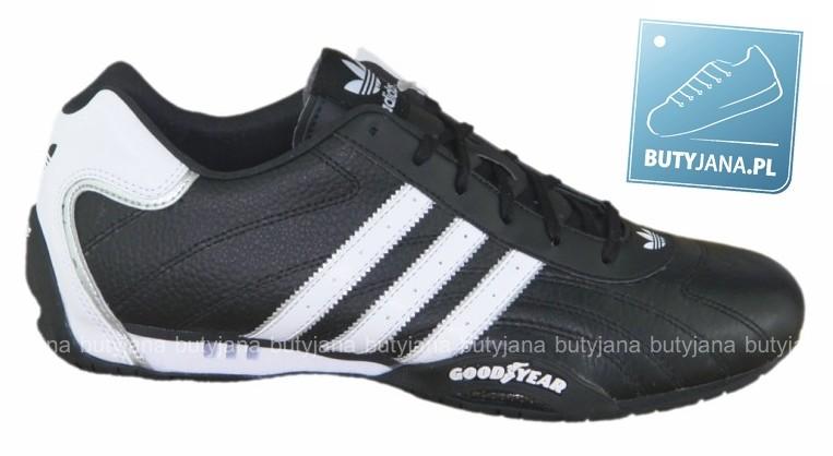 adidas goodyear - buty czarne