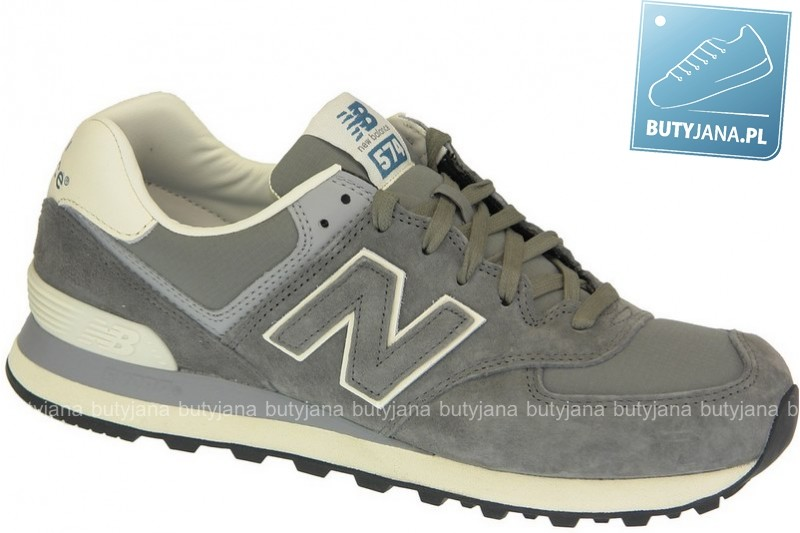 New Balance ML574SRG grey white