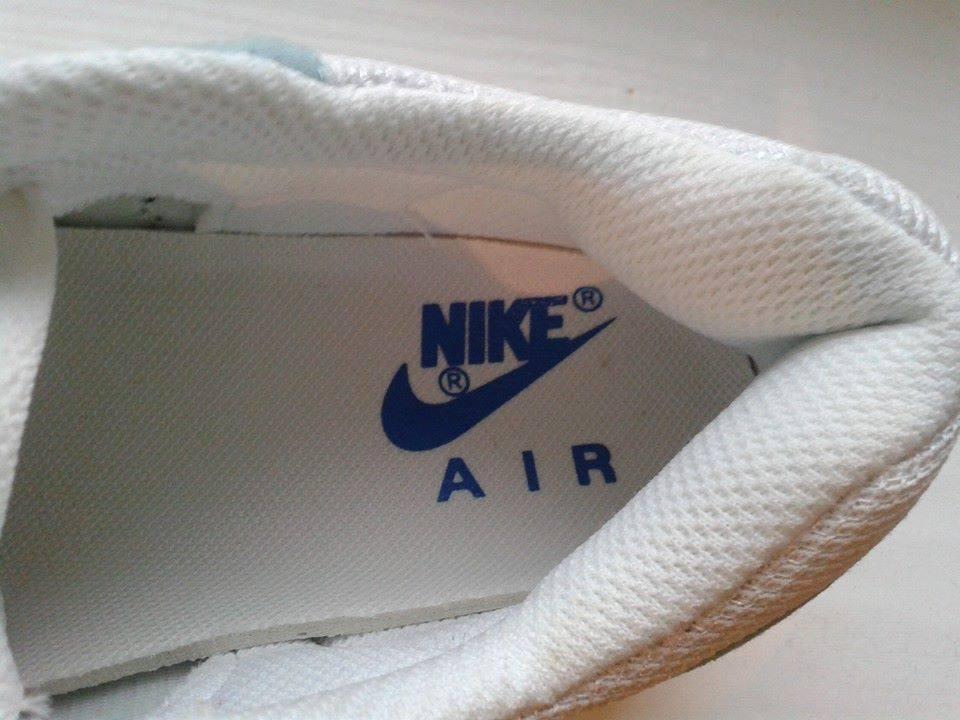 Damskie Nike Air Max 1 319986 102 wkładka – Butyjana.pl