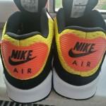 Nike Air Max 1 Premium 312334-061 buty widok z tyłu