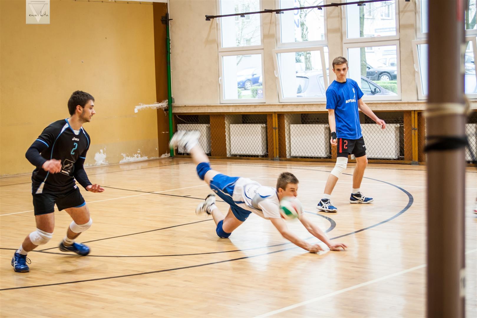 Rusz się człowieku turnij siatkówki amatorskiej 13