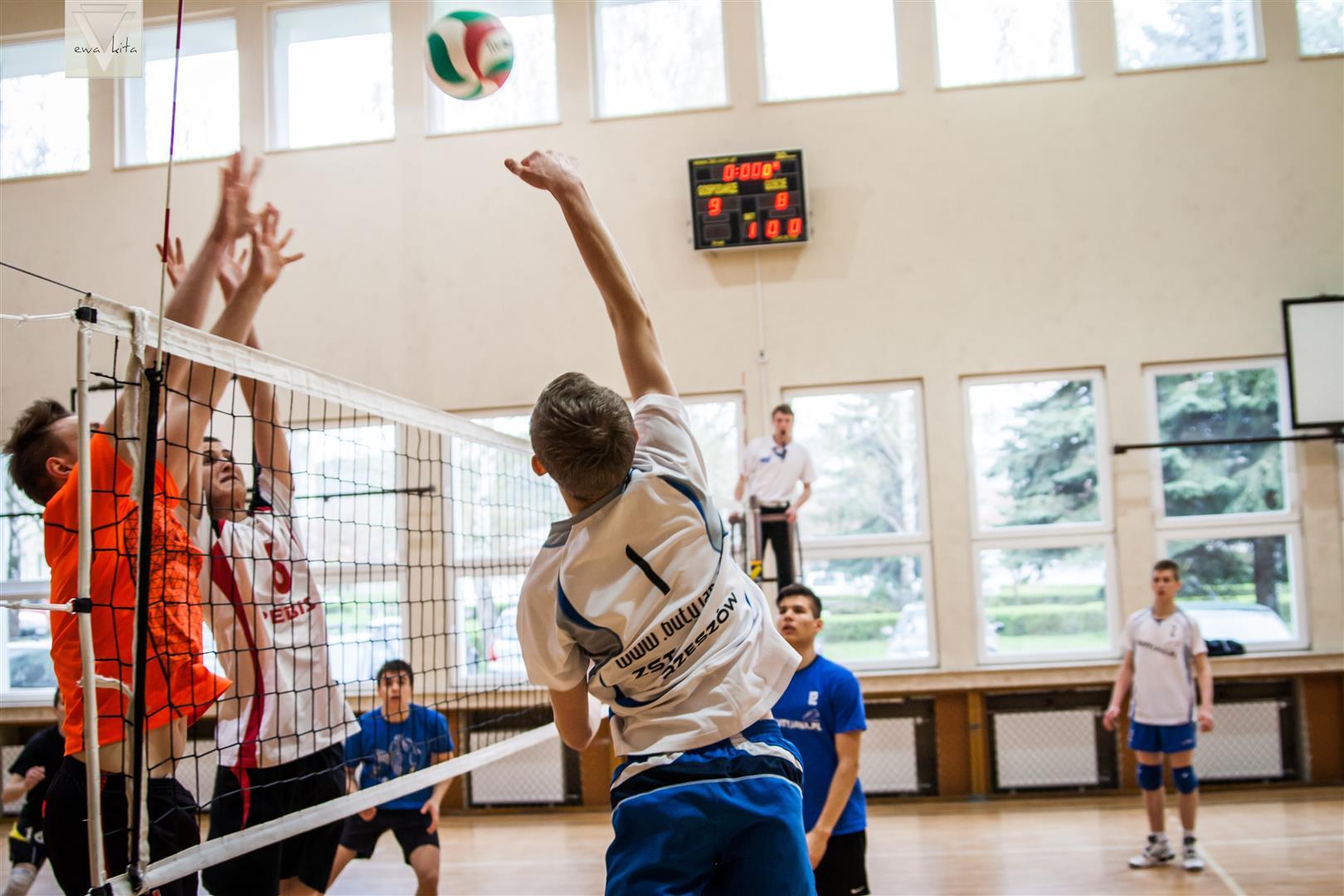 Rusz się człowieku turnij siatkówki amatorskiej 17