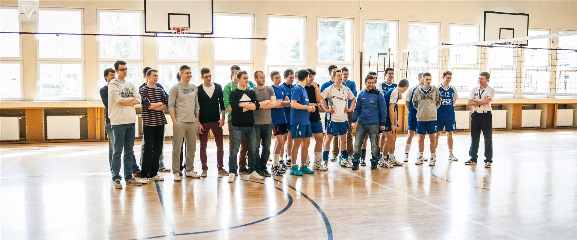 Rusz się człowieku turnij siatkówki amatorskiej 26