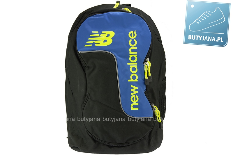 szkolny plecak new balance dla chłopaca