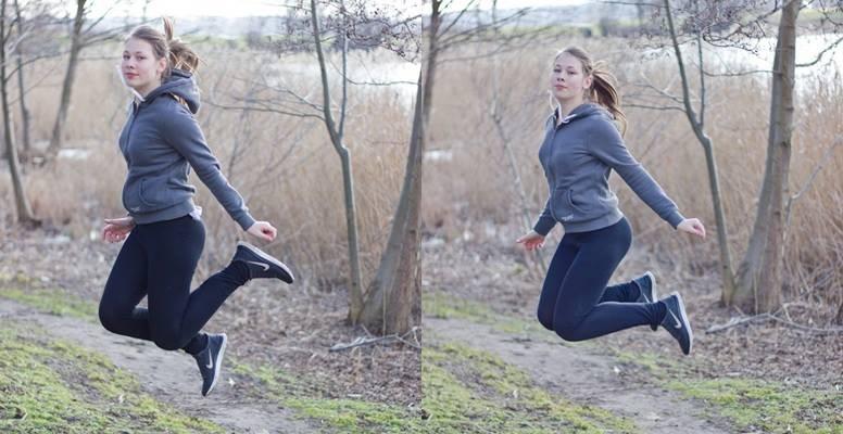 Nike Free - Agata Żyto
