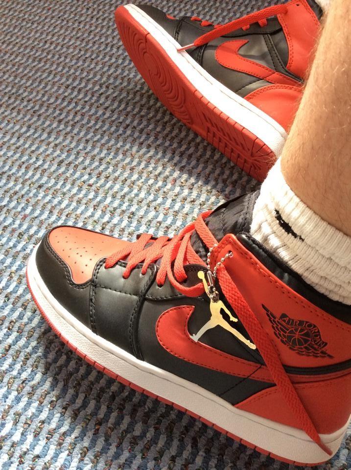 Nike Air Jordan - zdjęcie nadesłał Rafał Roj