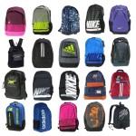 plecaki sportowe - szkolne - adidas - nike - new balance - asics