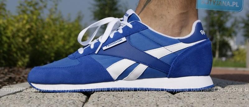 niebieskie reebok jogger outlet butyjana