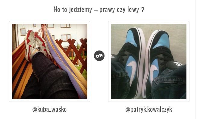 które buty wybierasz