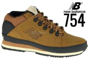 buty new balance H754TB beżowe