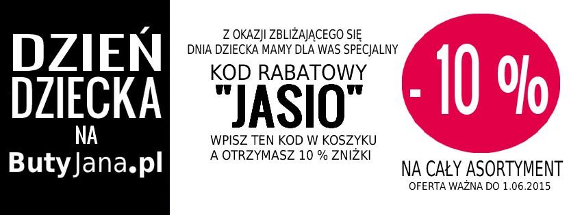kod rabatowy Butyjana.pl